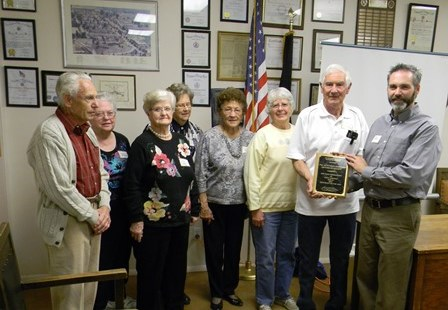Non-Profit of the Year 2013 Hotchkiss-Crawford Historical Society