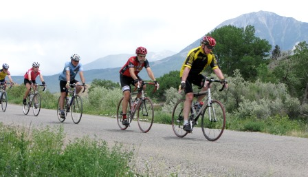 Ride the Rockies Bike Tour nears Hotchkiss